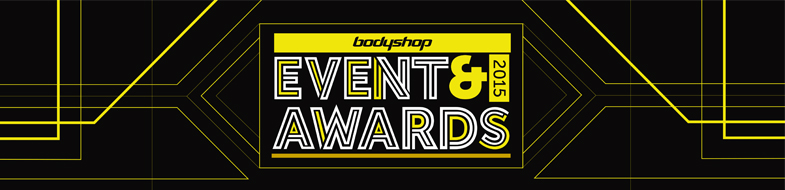 bodyshop Event and Awards 2015 bannner