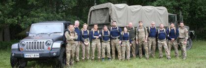 Aston Barclay employs SAS spirit