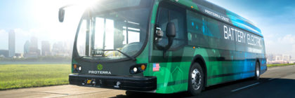 Electric bus breaks world record