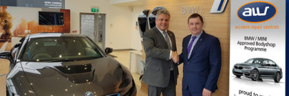 AW Repair Group approved by BMW/MINI