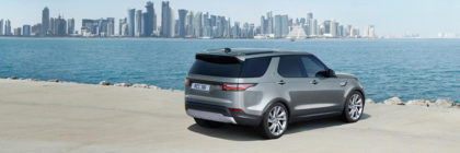 Land Rover unveils new Commercial